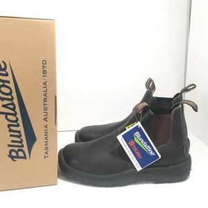 Blundstone Work Safety BOOTS 490 Chelsea Soft Toe
